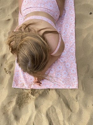 Sand Free Recycled Towel - Standard Towel