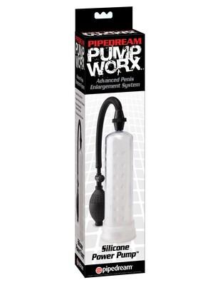 PUMP WORX - SILICONE POWER PUMP