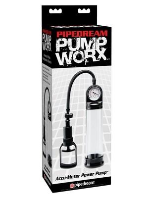 PUMP WORX - ACCU-METER POWER PUMP