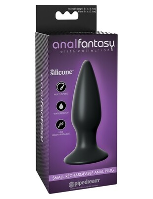 PETIT PLUG ANAL RECHARGEABLE