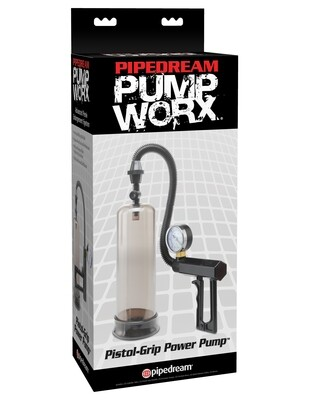 PUMP WORX PISTOL-GRIP POWER PUMP
