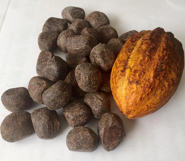 Grenadian Chocolate Balls