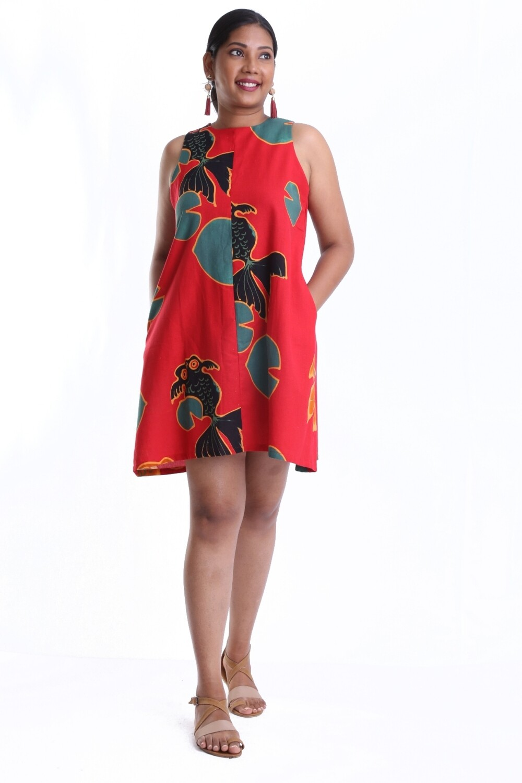 Red Mario Dress