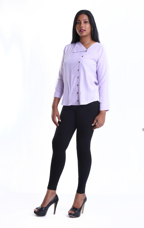 Purple Wednesday - Blouse Shirt