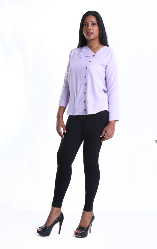 Purple Wednesday - Blouse Shirt