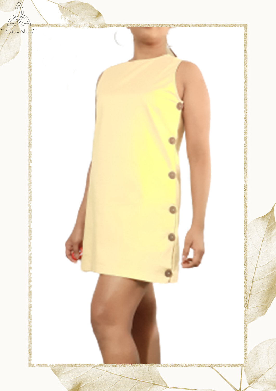 Yellow Happiness Dress
