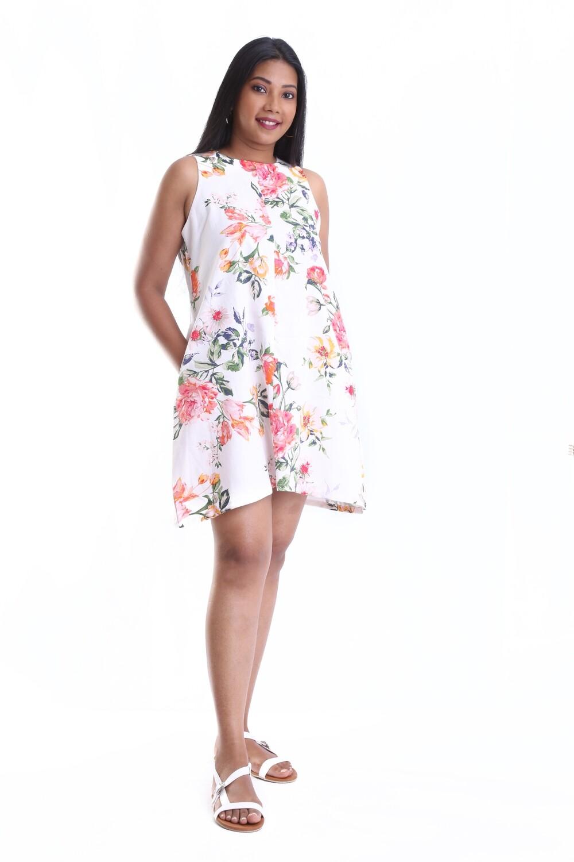 Paddington Linen Dress