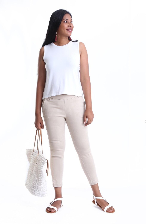 White Comfort T-Shirt