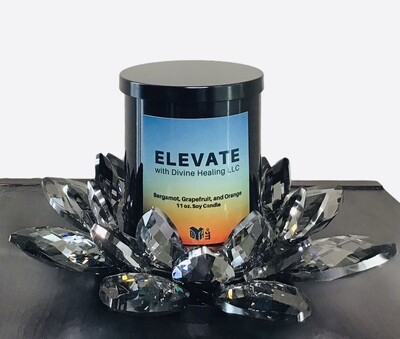 The Elevate Candle 8 oz