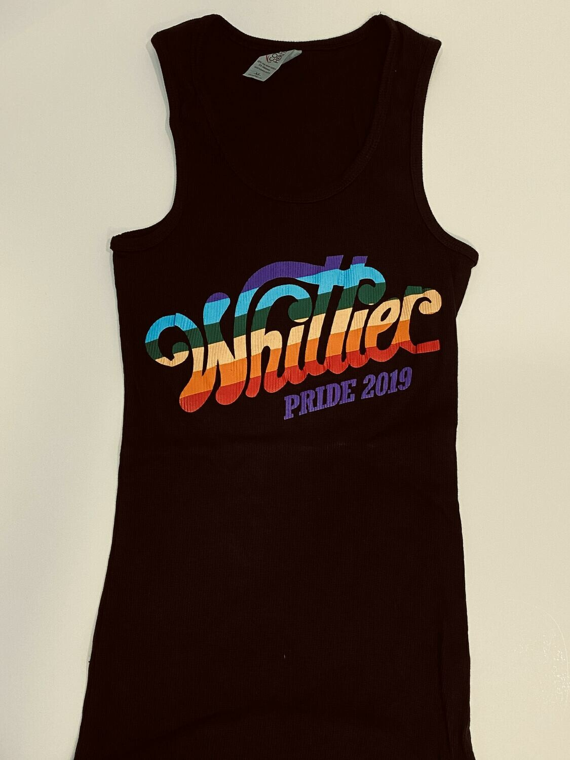 2019 Black Women's Tank (Small)