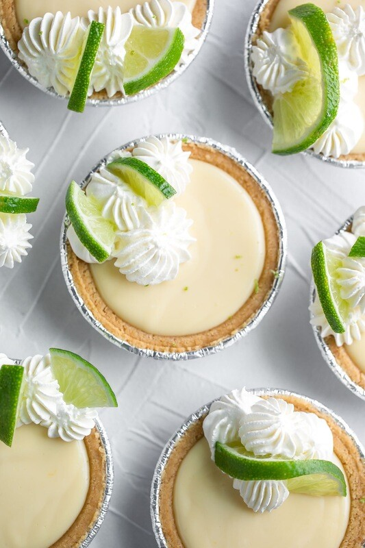 1 Doz. Mini Key Lime Pies