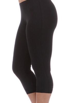 Capri Extra Plus Leggings