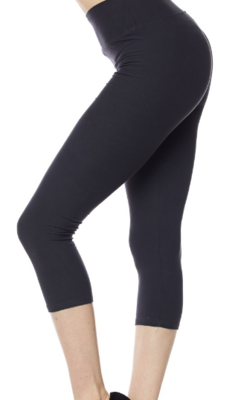 Super Stretch Illegitimate Jeggings Capri