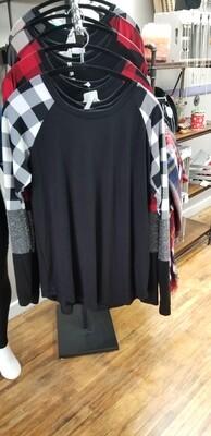 Buffalo Sleeve Shirt