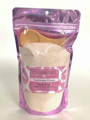 Cashmere Bath Soak Kisses