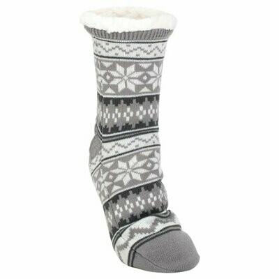 Elanze Cozy Slippers Nordic Snow