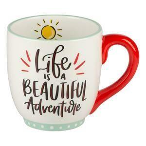 Glory Haus Life Is A Beautiful Adventure Camper Mug
