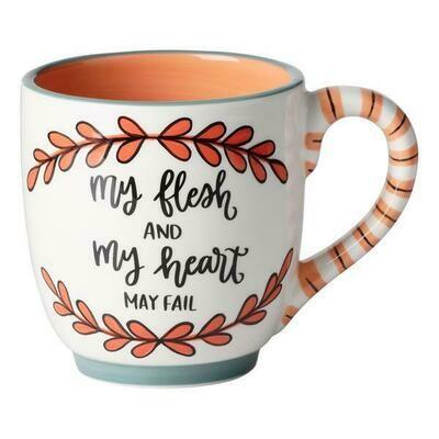 Glory Haus My Flesh And My Heart Mug