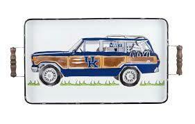 Glory Haus Kentucky Wagoneer Tray