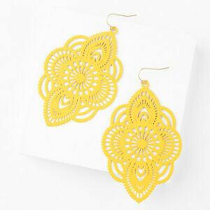 Plunder Lemon Earrings