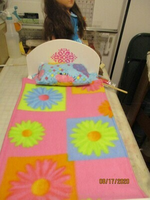 Doll Bed for 18