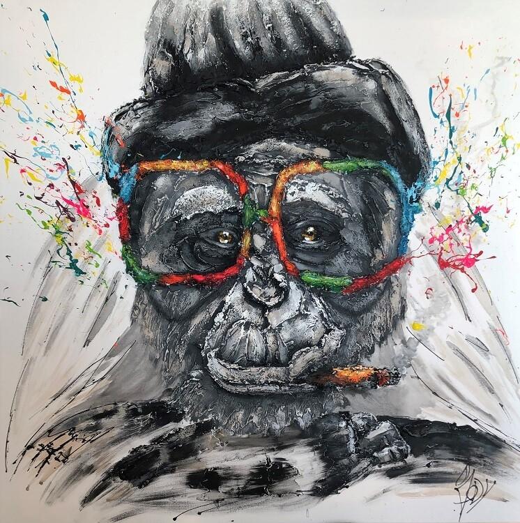 Gorille The Doc