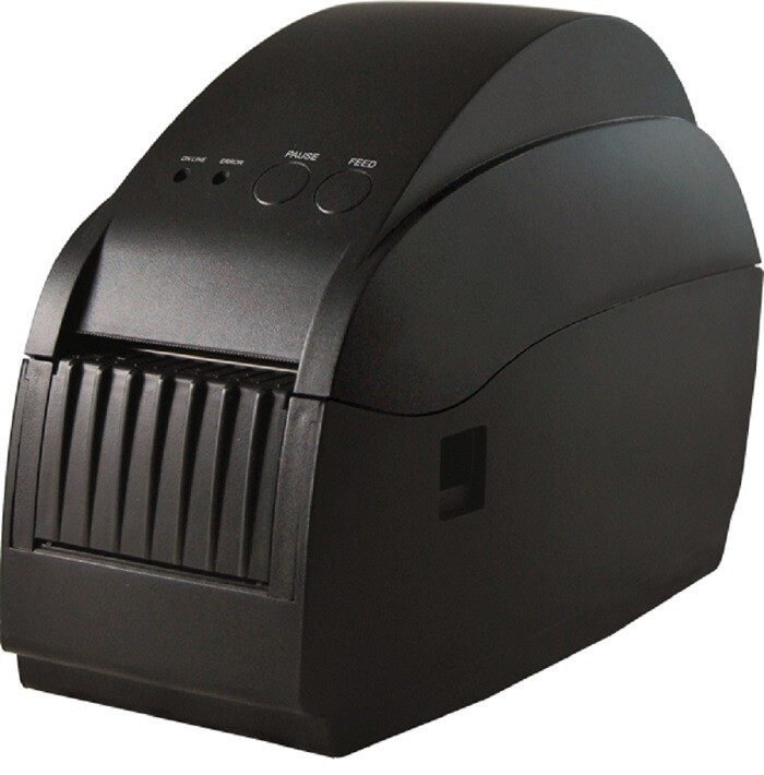 "Принтер этикеток Gprinter GP-58T (термо, 2"", 203 dpi, USB, RS232)"