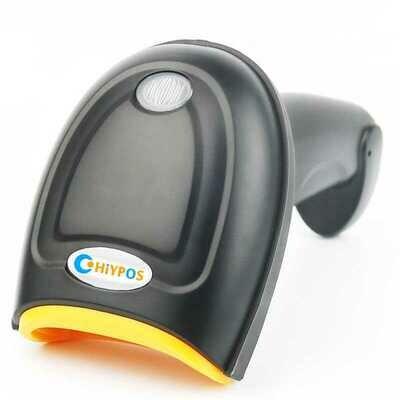 Сканер штрих-кода 2D CHIYPOS, 2,4G wireless+Bluetooth, беспроводной