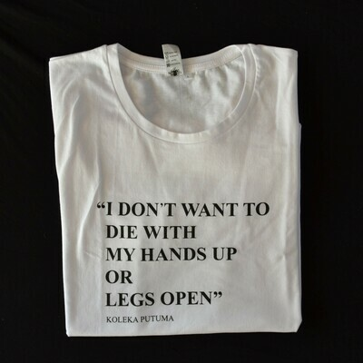 STATE OF EMERGENCY T-SHIRT
