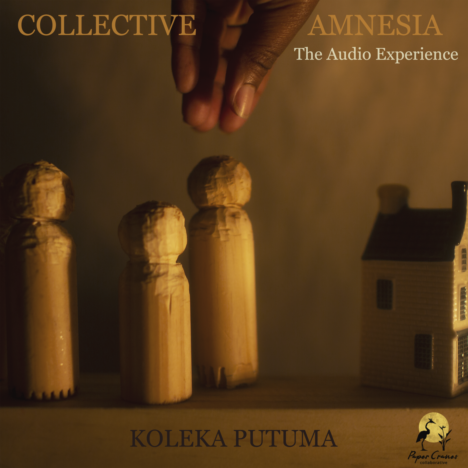 COLLECTIVE AMNESIA  [THE AUDIO EXPERIENCE]