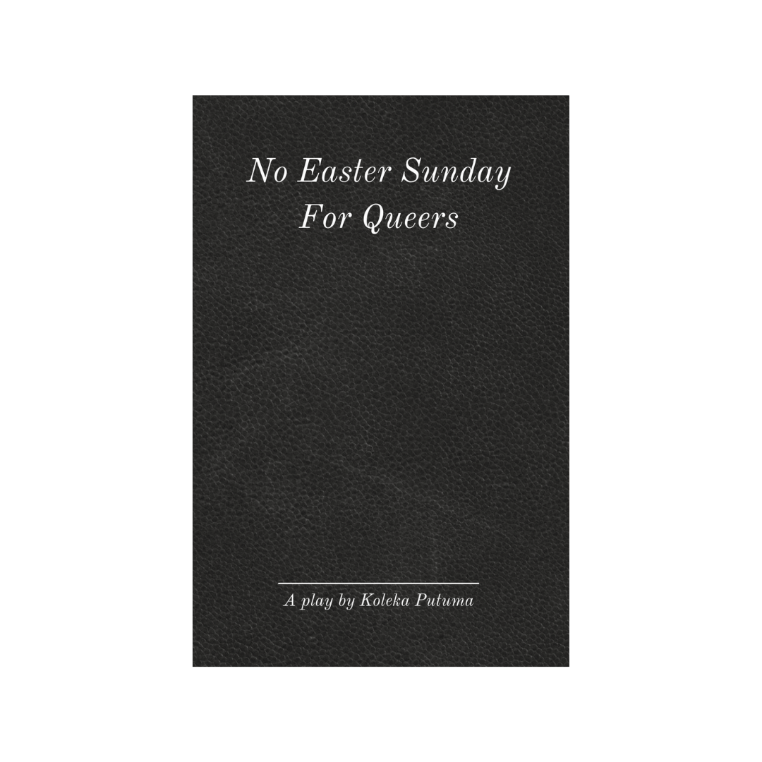 NO EASTER SUNDAY FOR QUEERS