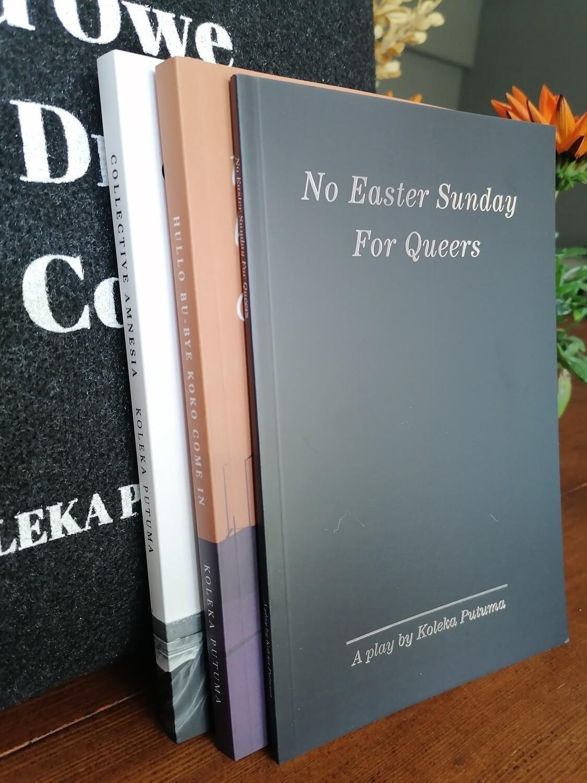 COMPLETE BOOK SET