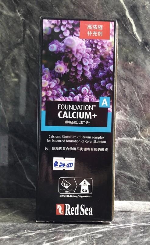 Red Sea Foundation A - Calcium (500ml)