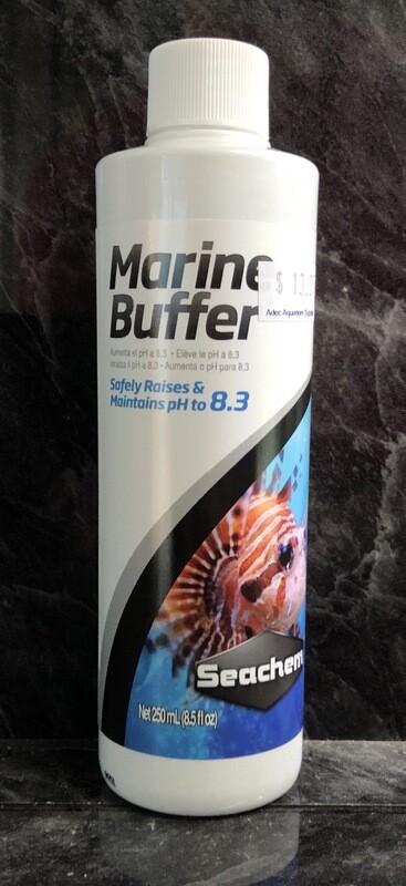 Seachem Marine Buffer 8.3 (250ml)