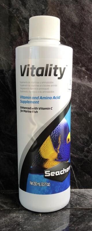 Seachem Vitality (250ml)