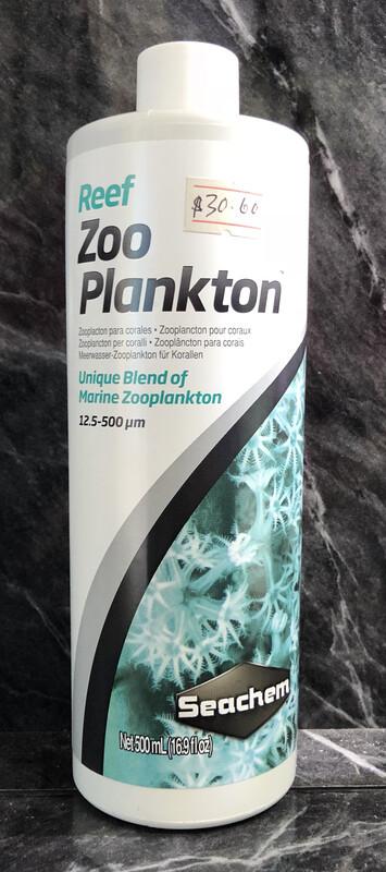 Seachem Zoo Plankton (500ml)