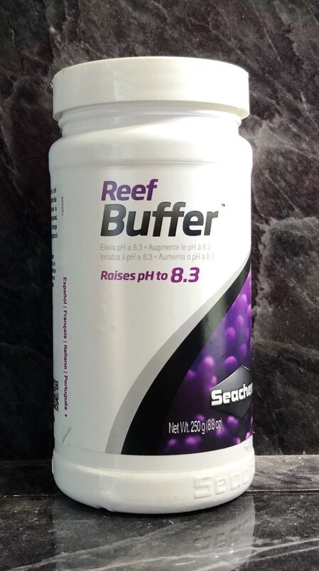 Seachem Reef Buffer 8.3 (250g)