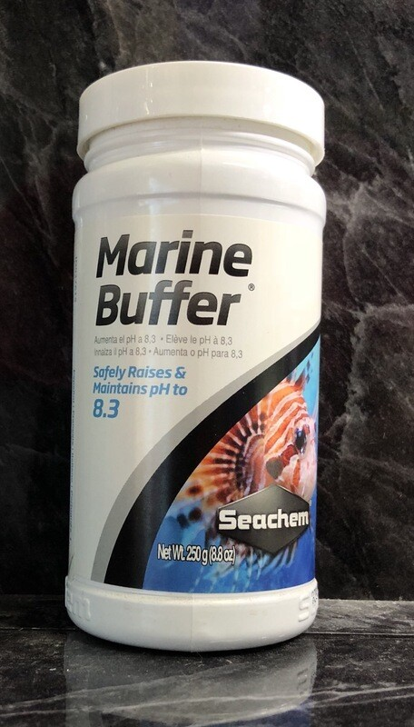 Seachem Marine Buffer 8.3 (250g Powder)