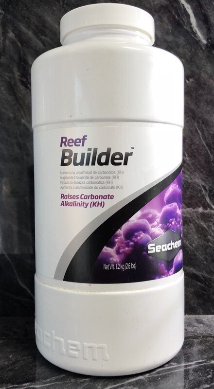 Seachem Reef Builder (1kg Powder)