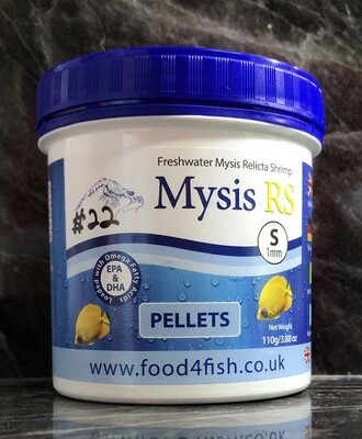 Food4fish Mysis RS S Size (110g)