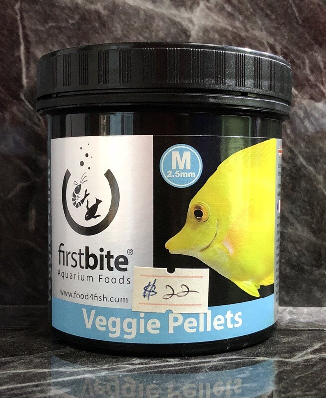 First bite Veggie Pellets M Size (120g)