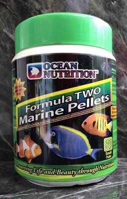 Ocean Nutrition Formula 2 Marine Pellet S Size (200g)