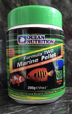 Ocean Nutrition Formula 2 Marine Pellet M Size (200g)