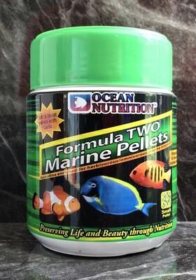 Ocean Nutrition Formula 2 Marine Pellet S Size (100g)