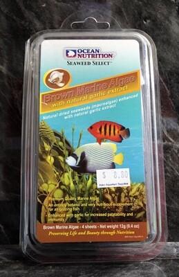 Ocean Nutrition Brown Marine Algae (12g)