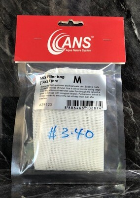 ANS Filter Bag (14cm X 21cm)