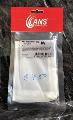 ANS Micro Filter Bag (14cm X 21cm)