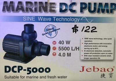 Jebao DC Pump DCP-5000