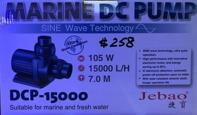 Jebao DC Pump DCP-15000
