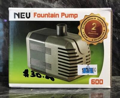 Neu Pump (600L/H)